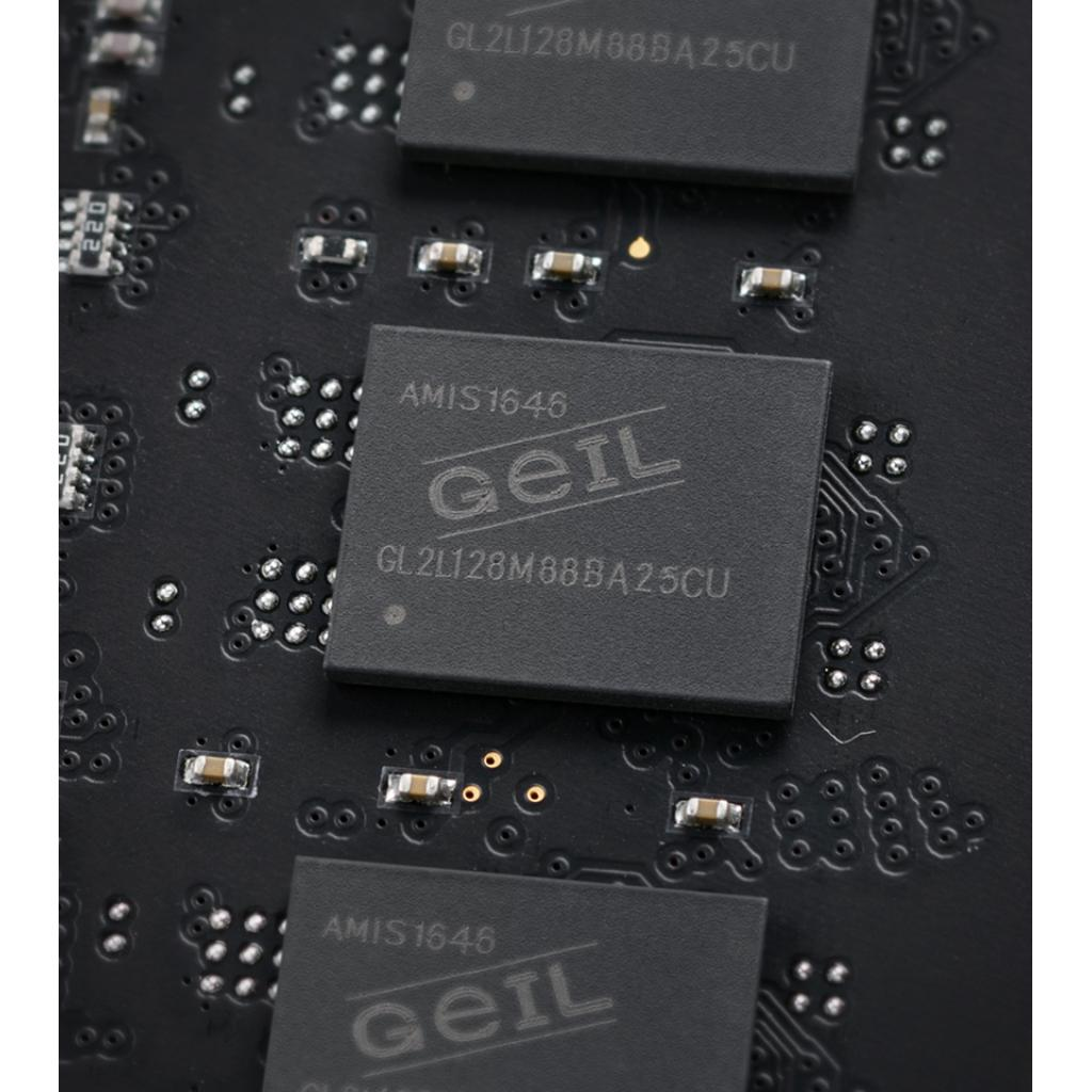 Модуль памяти для компьютера DDR2 4GB (2х2GB) 800 MHz GEIL (GB24GB6400C5DC) изображение 5
