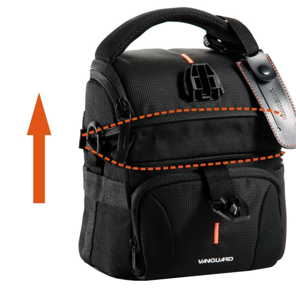 Фото-сумка Vanguard UP-RISE 18 II изображение 2