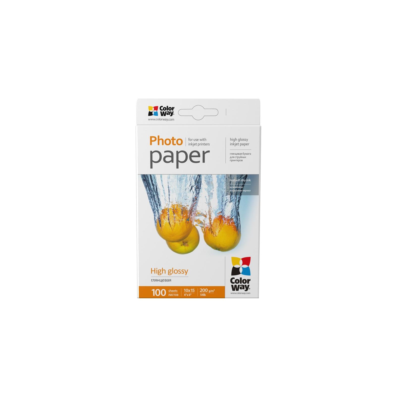 Бумага ColorWay 10x15 (PG2001004R)