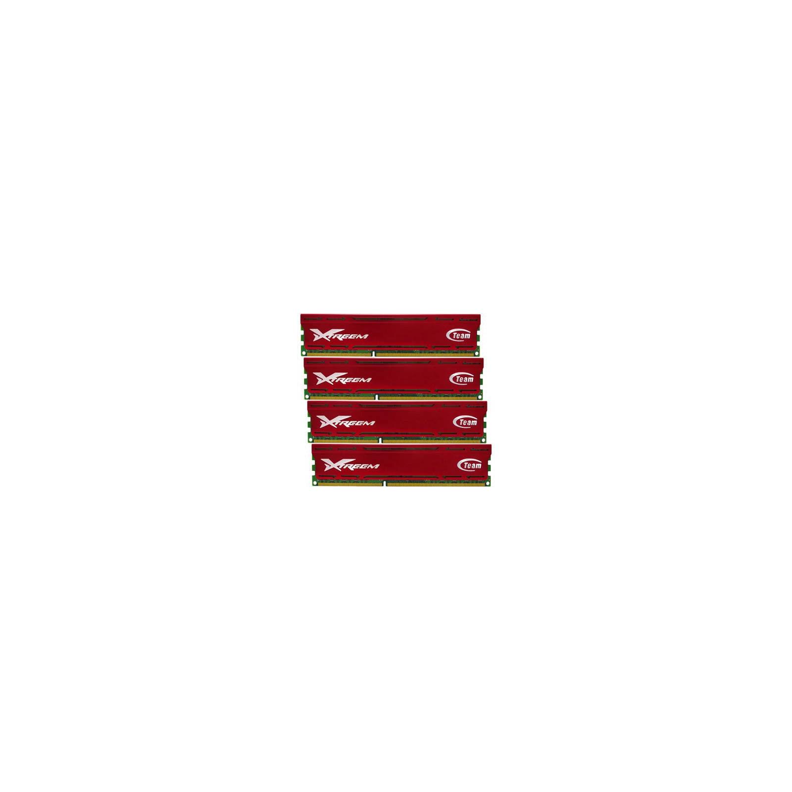 Модуль памяти для компьютера DDR3 32GB (4x8GB) 2133 MHz Team (TLD332G2133HC11AQC01)