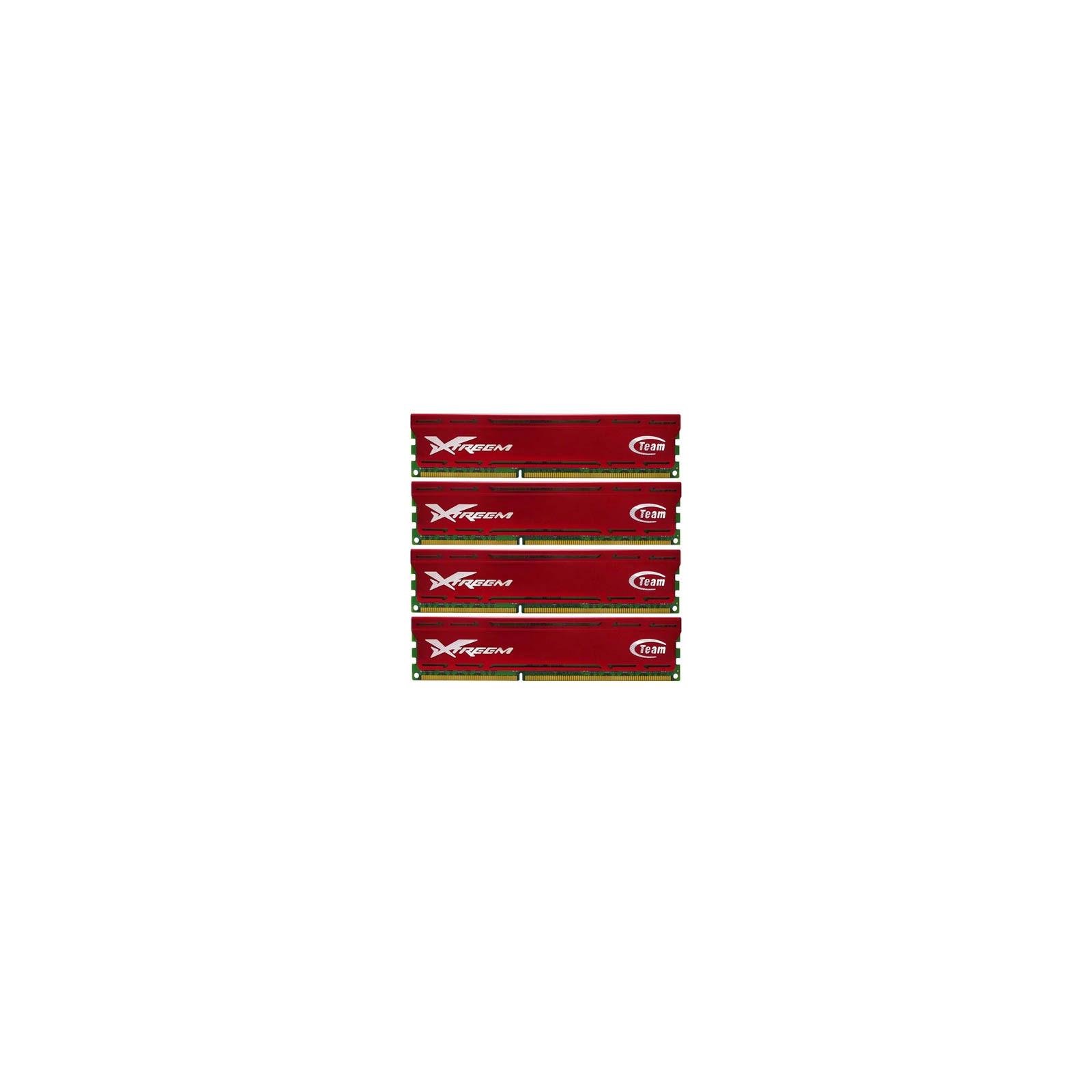 Модуль памяти для компьютера DDR3 32GB (4x8GB) 1600 MHz Team (TLD332G1600HC10AQC01)
