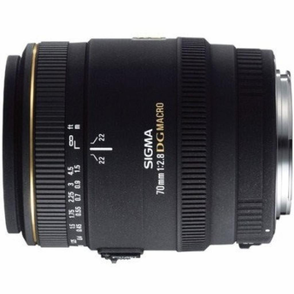 Объектив Sigma 70mm f/2.8 EX DG macro for Nikon (270959)
