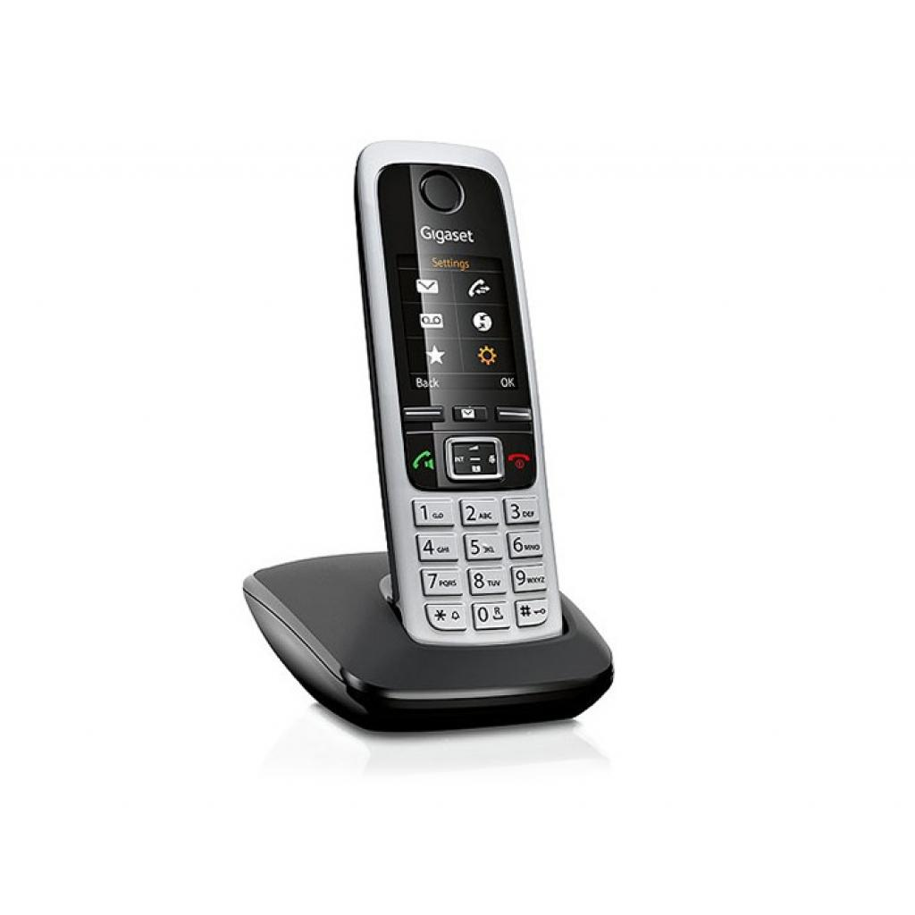 b74a826b91207 Телефон DECT Gigaset C430 Black (S30852H2502S301) цены в Киеве и ...