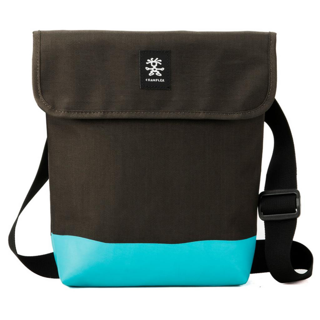 Чехол для планшета Crumpler 9 Private Surprise Sling S /espresso - turquoise (PSS-S-011)