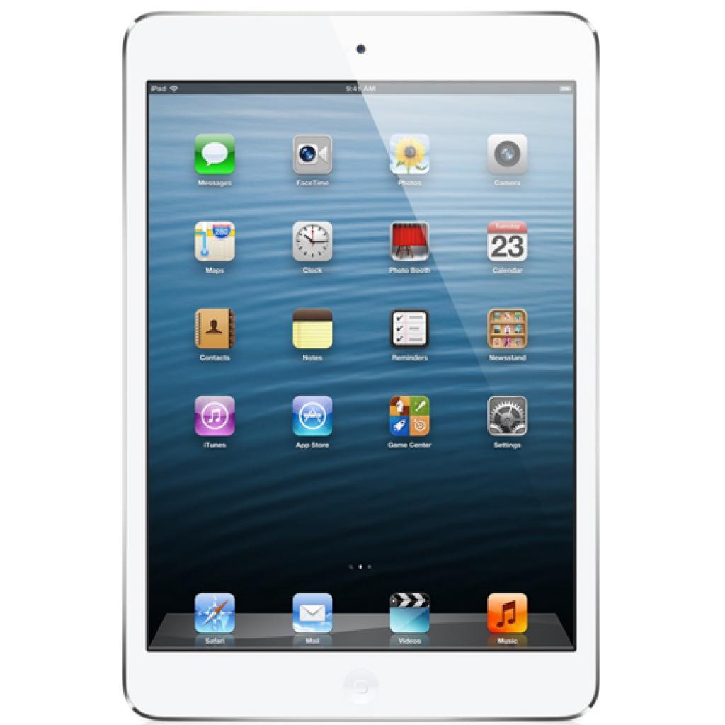 Планшет Apple A1490 iPad mini with Retina display Wi-Fi 4G 64GB Silver (ME832TU/A)