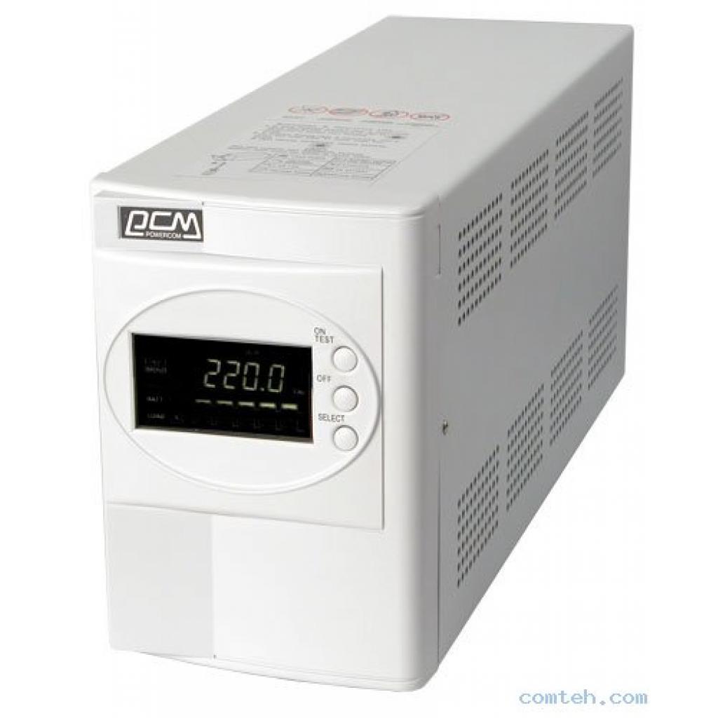 Источник бесперебойного питания Powercom SXL-2000A-LCD (SXL-2K0A-6GC-2440) изображение 3