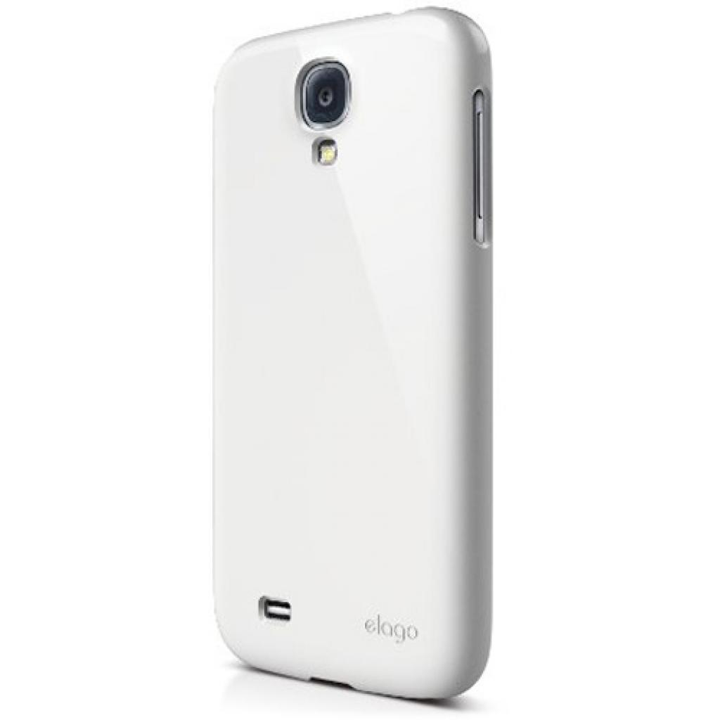 Чехол для моб. телефона ELAGO для Samsung I9500 Galaxy S4 /G7 Slim Fit Glossy/White (ELG7SM-UVWH-RT) изображение 2
