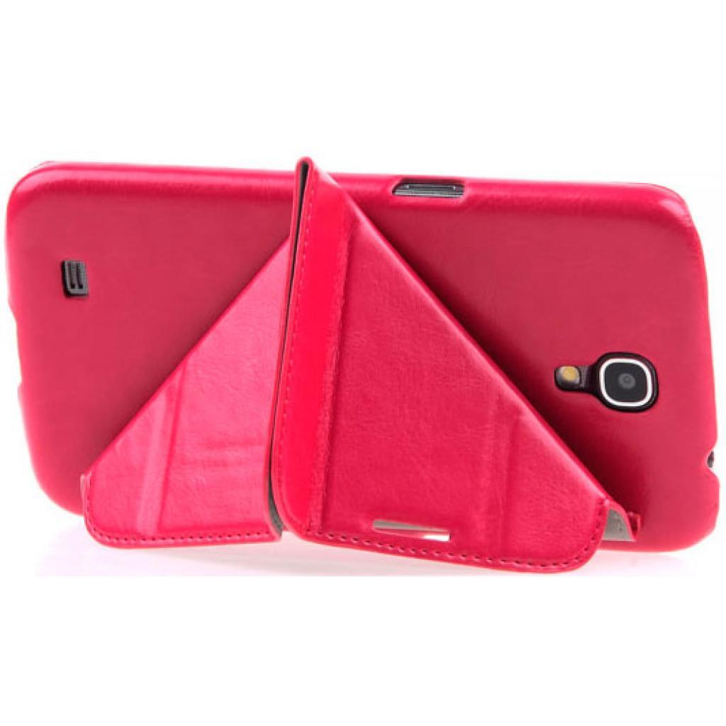 Чехол для моб. телефона HOCO для Samsung I9200 Galaxy Mega 6.3-Crystal s (HS-L036 Rose Red) изображение 3