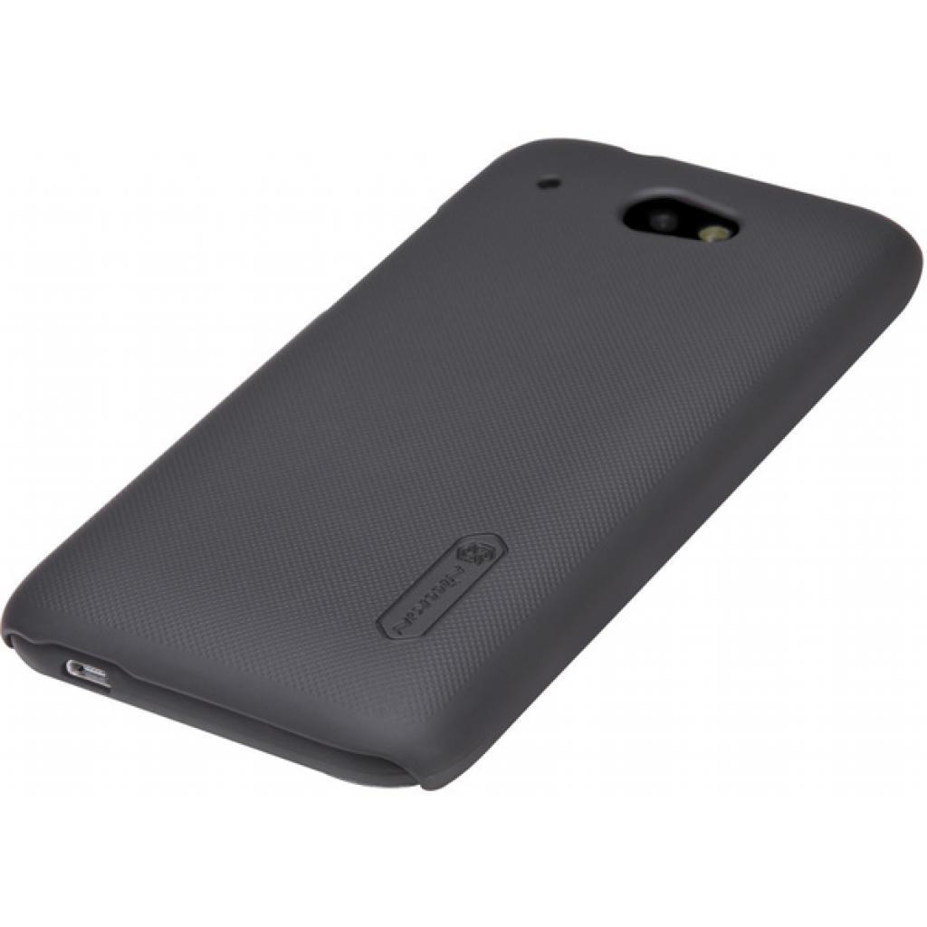 Чехол для моб. телефона NILLKIN для HTC Desire 601 /Super Frosted Shield/Black (6103983) изображение 4