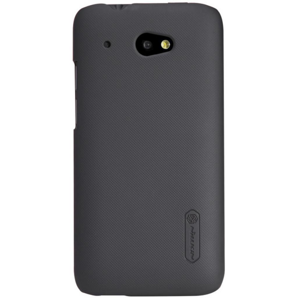 Чехол для моб. телефона NILLKIN для HTC Desire 601 /Super Frosted Shield/Black (6103983)