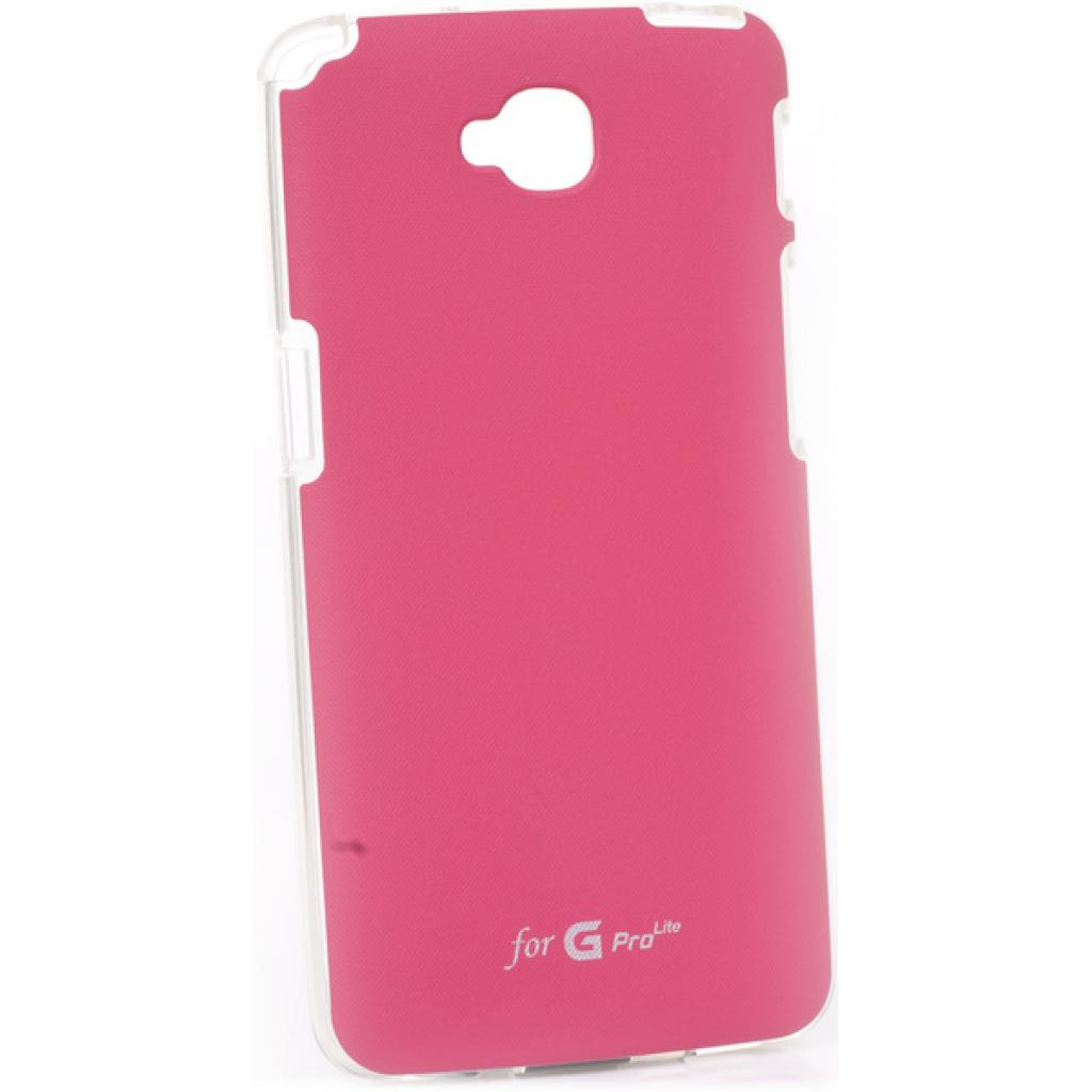 Чехол для моб. телефона VOIA для LG D686 Optimus G Pro Lite /Jell skin/Pink (6093498)