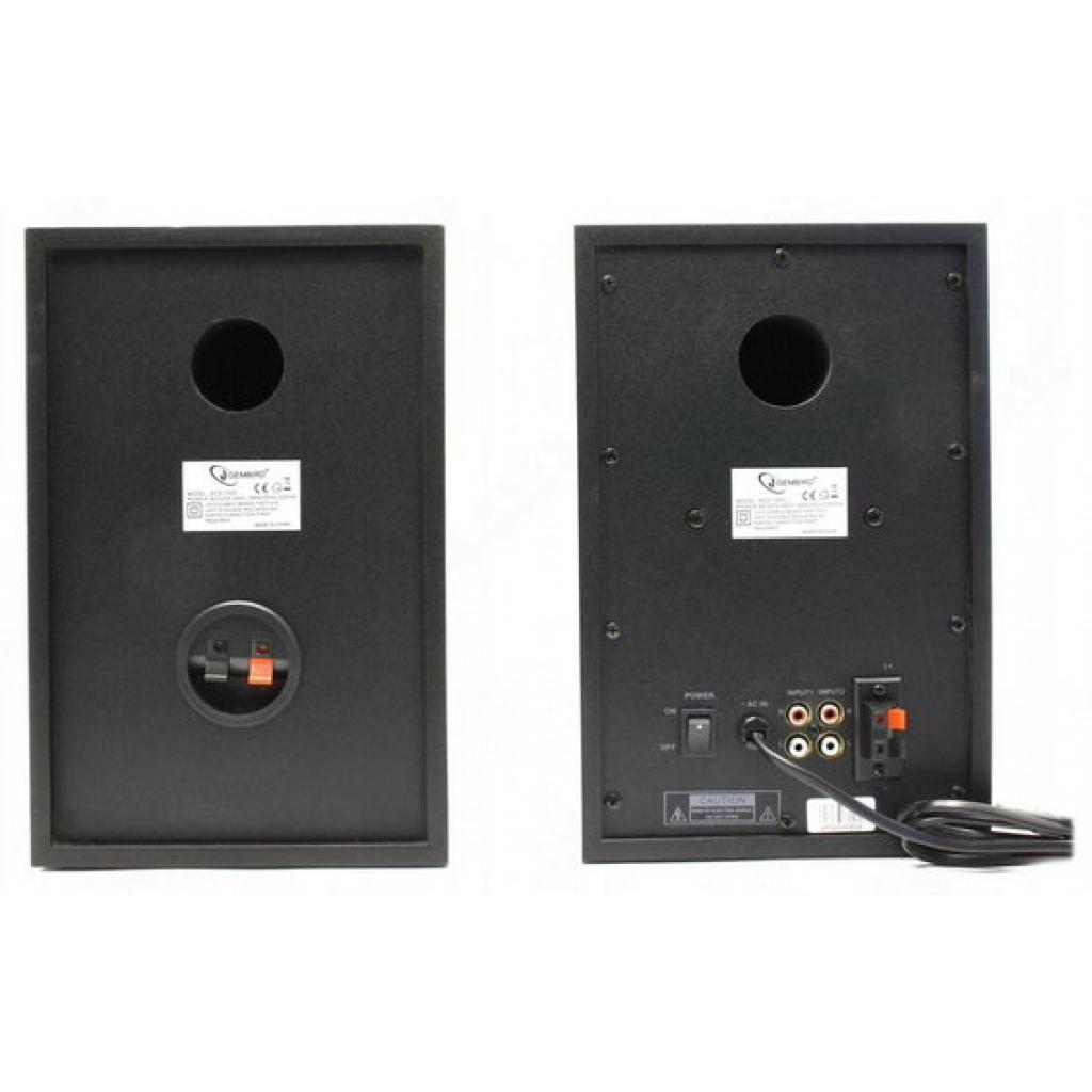 Акустическая система GEMBIRD WCS-1025 Black изображение 2