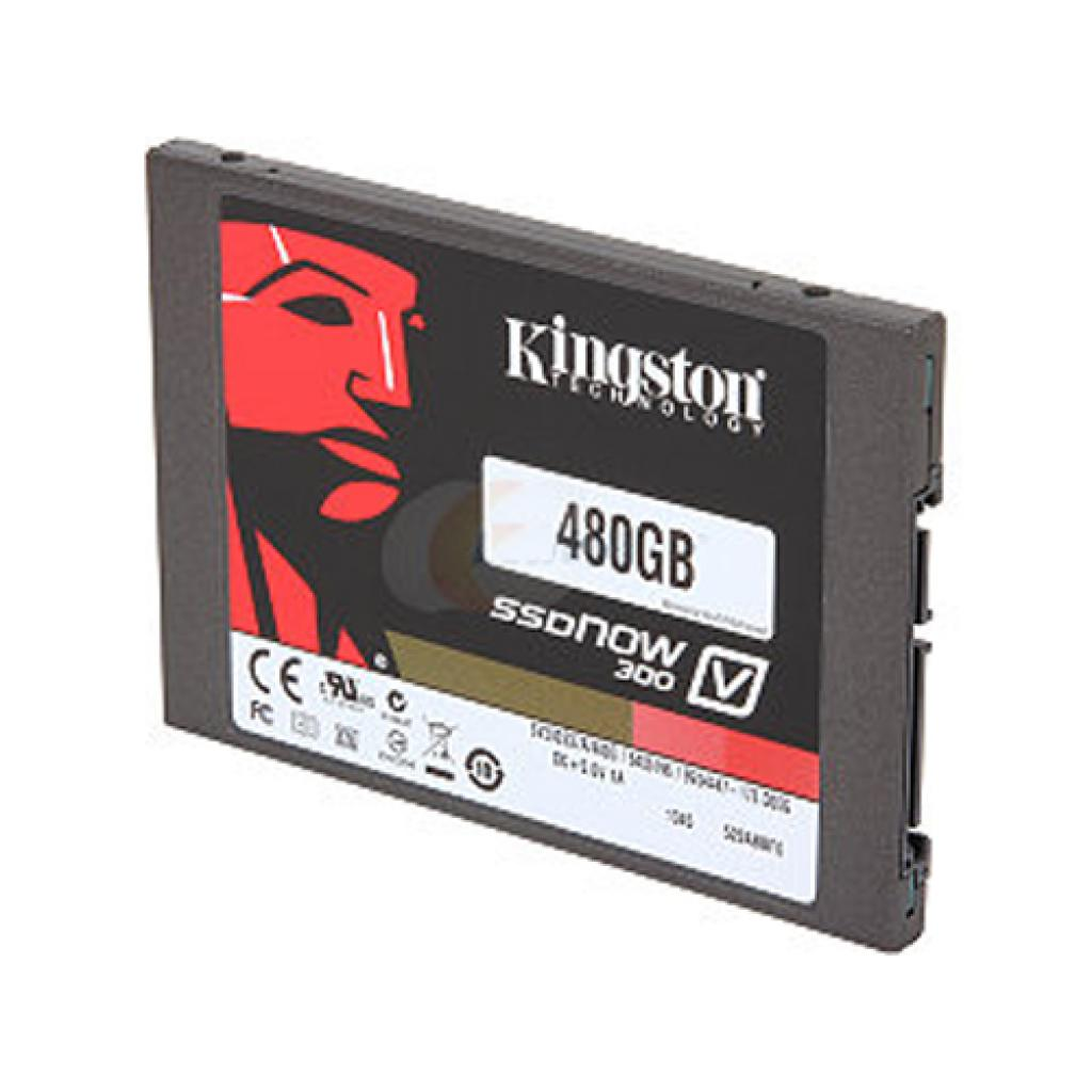 "Накопитель SSD 2.5"" 480GB Kingston (SV300S3D7/480G) изображение 1"