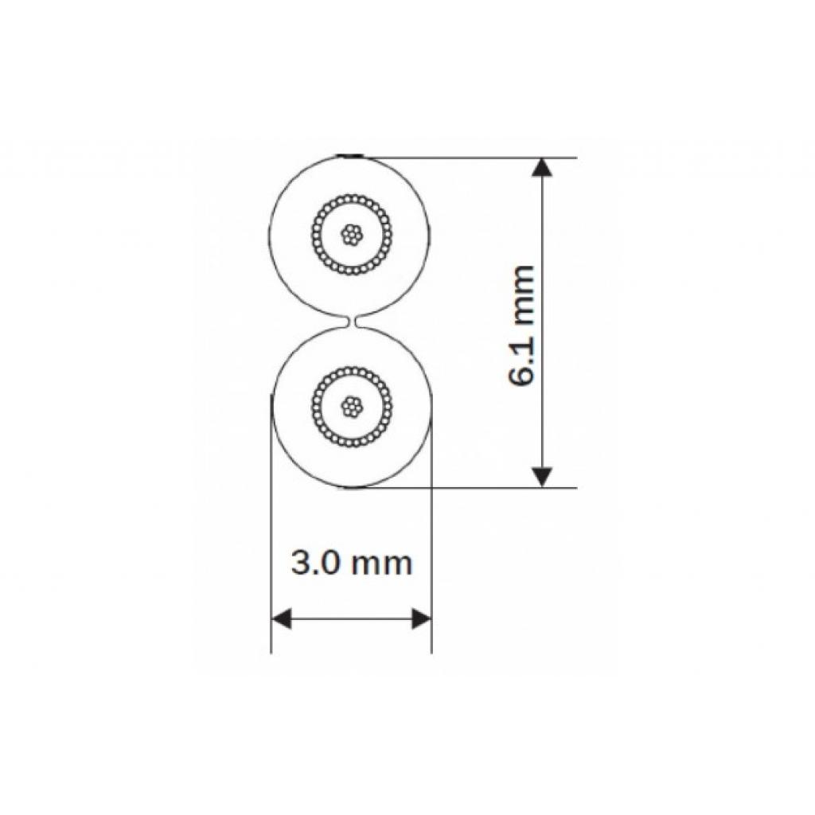 Кабель мультимедийный Jack 3.5mm папа/Jack 3.5mm папа 1.5m Prolink (PB105-0150) изображение 6