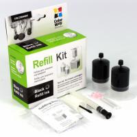 Заправочный набор ColorWay Canon PG-440/510 Black 2x20мл (CW-CW040BK)