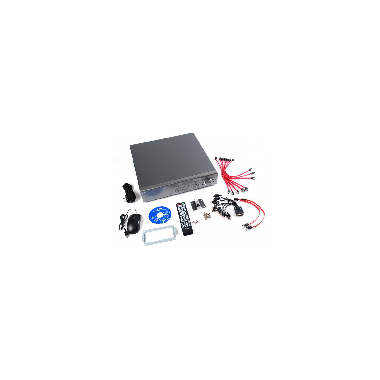 Регистратор для видеонаблюдения Gazer NF316r изображение 13