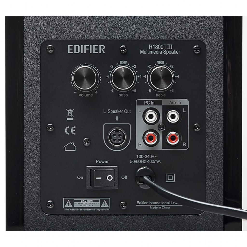 Акустическая система Edifier R1800TIII изображение 7