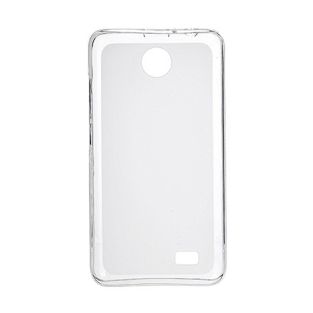 Чехол для моб. телефона Drobak для Fly IQ449 White Clear /Elastic PU/ (214750) изображение 2