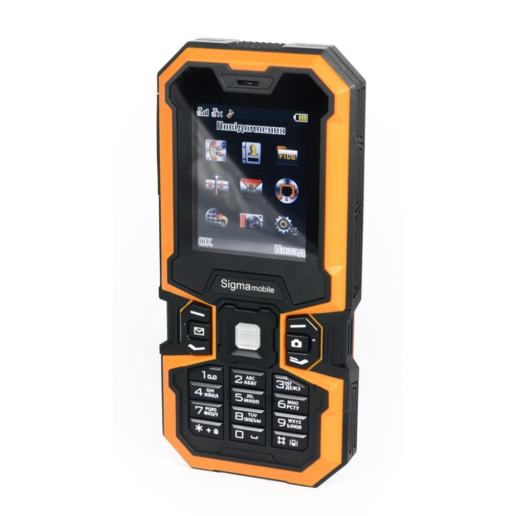 Мобильный телефон Sigma X-treme IZ67A Boat (6907798445591) изображение 5
