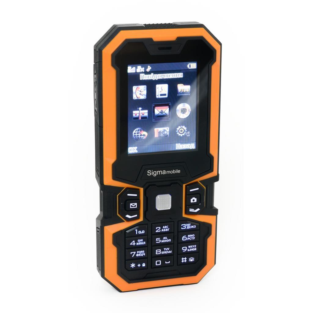 Мобильный телефон Sigma X-treme IZ67A Boat (6907798445591) изображение 6