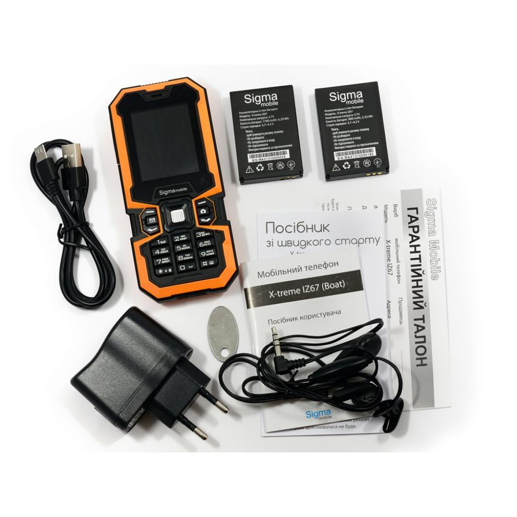 Мобильный телефон Sigma X-treme IZ67A Boat (6907798445591) изображение 7