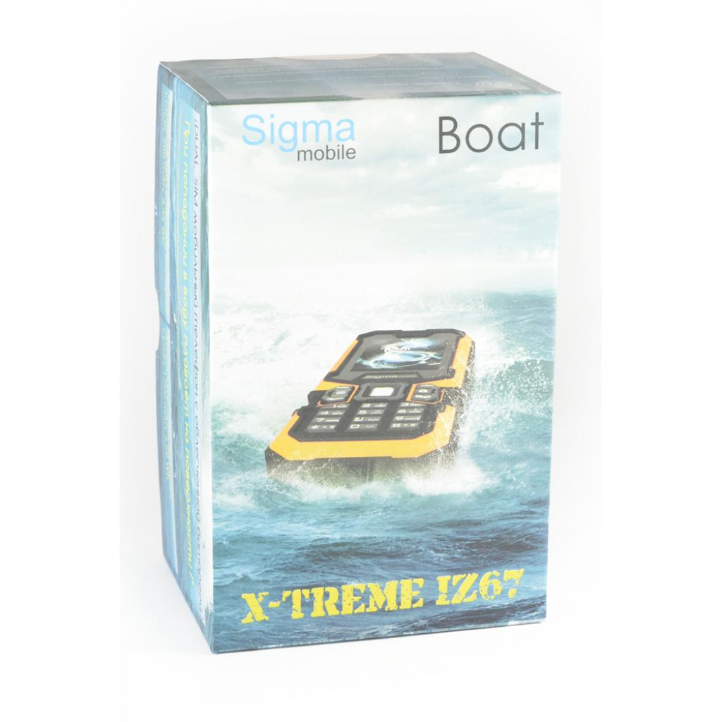 Мобильный телефон Sigma X-treme IZ67A Boat (6907798445591) изображение 8