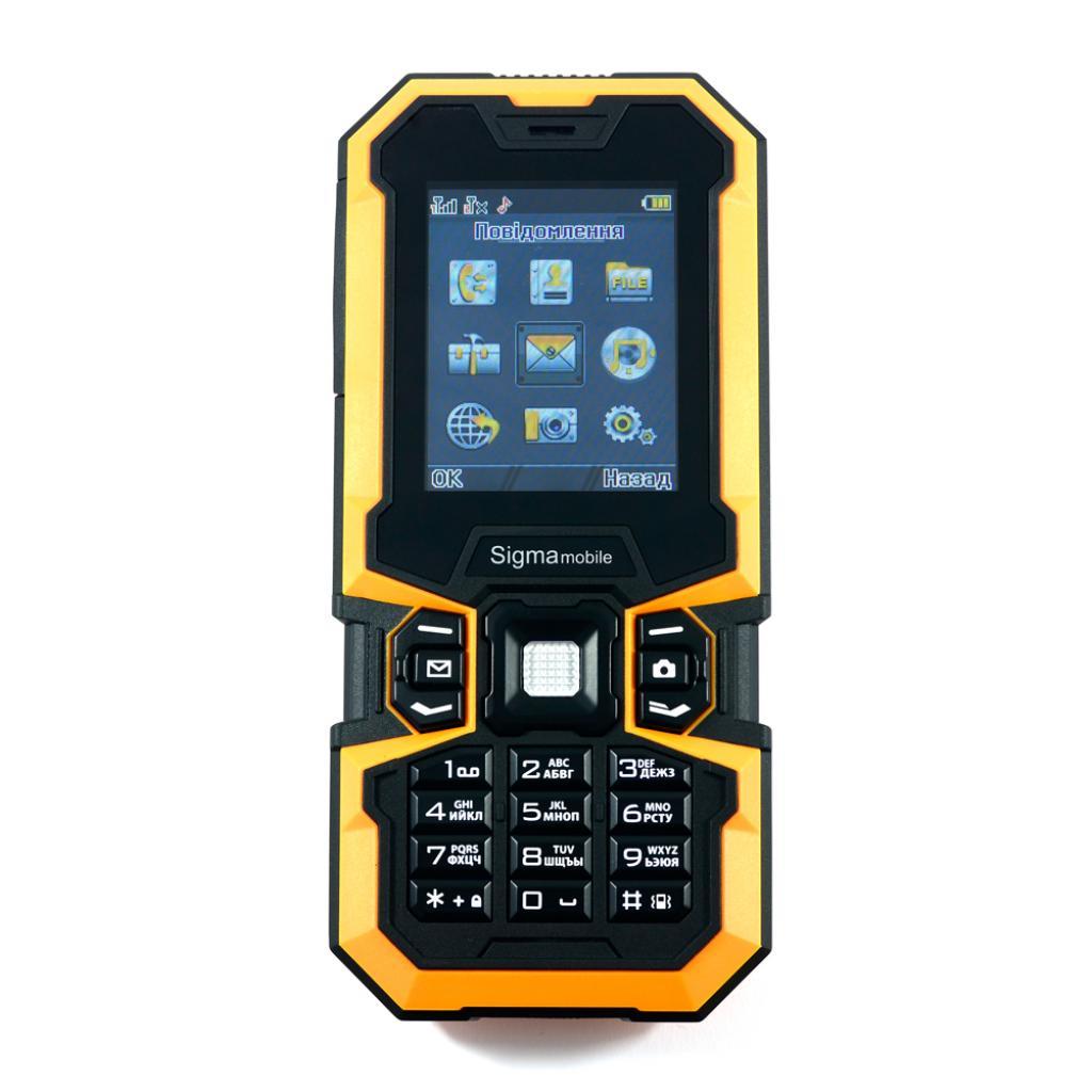 Мобильный телефон Sigma X-treme IZ67A Boat (6907798445591)
