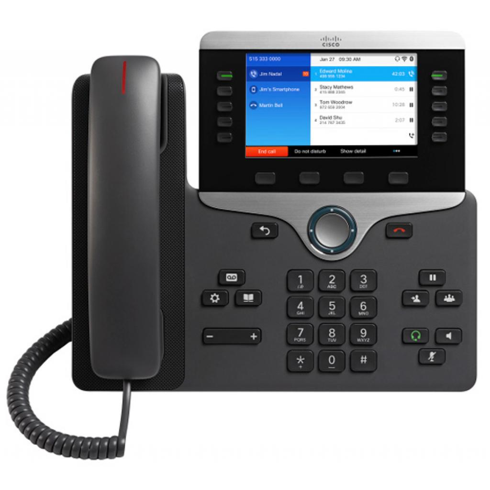 IP телефон Cisco CP-8861-K9= изображение 2