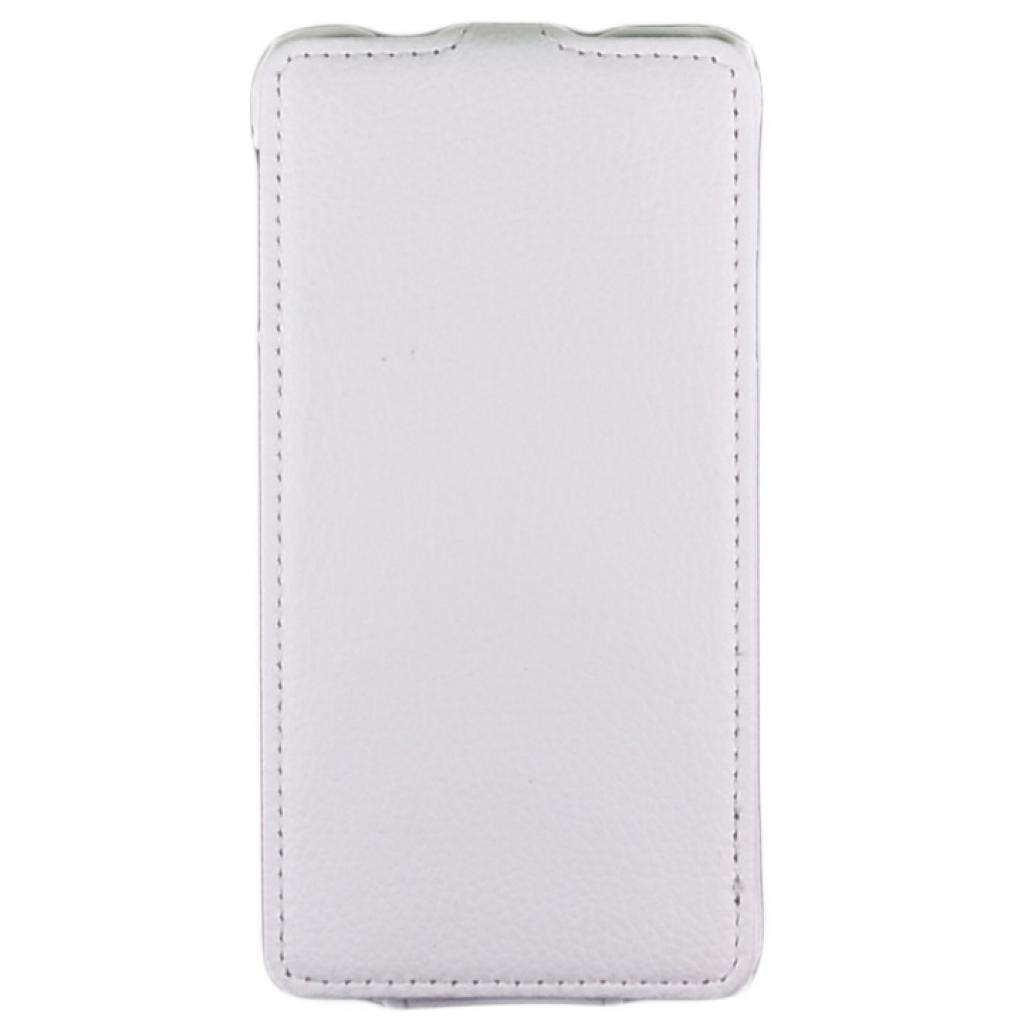Чехол для моб. телефона Carer Base Samsung Galaxy Alpha G850F white (Carer Base Alpha G850F w)