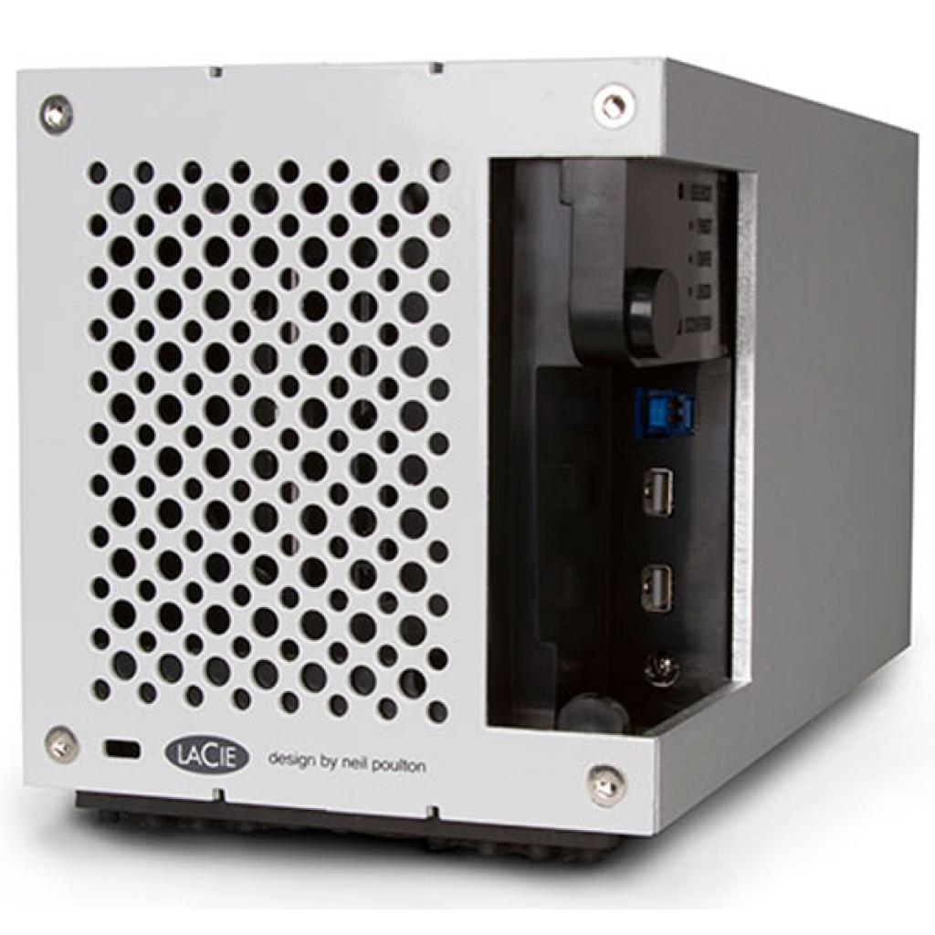 """Внешний жесткий диск 3.5"""" 12TB LaCie (9000473EK/US) изображение 4"""