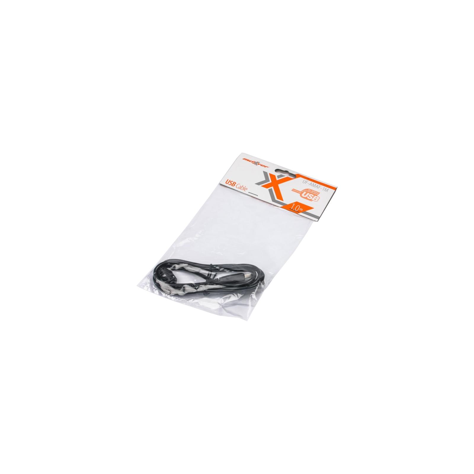 Дата кабель USB 2.0 AM/AF 1.8m Maxxter (UF-AMAF-6) изображение 2