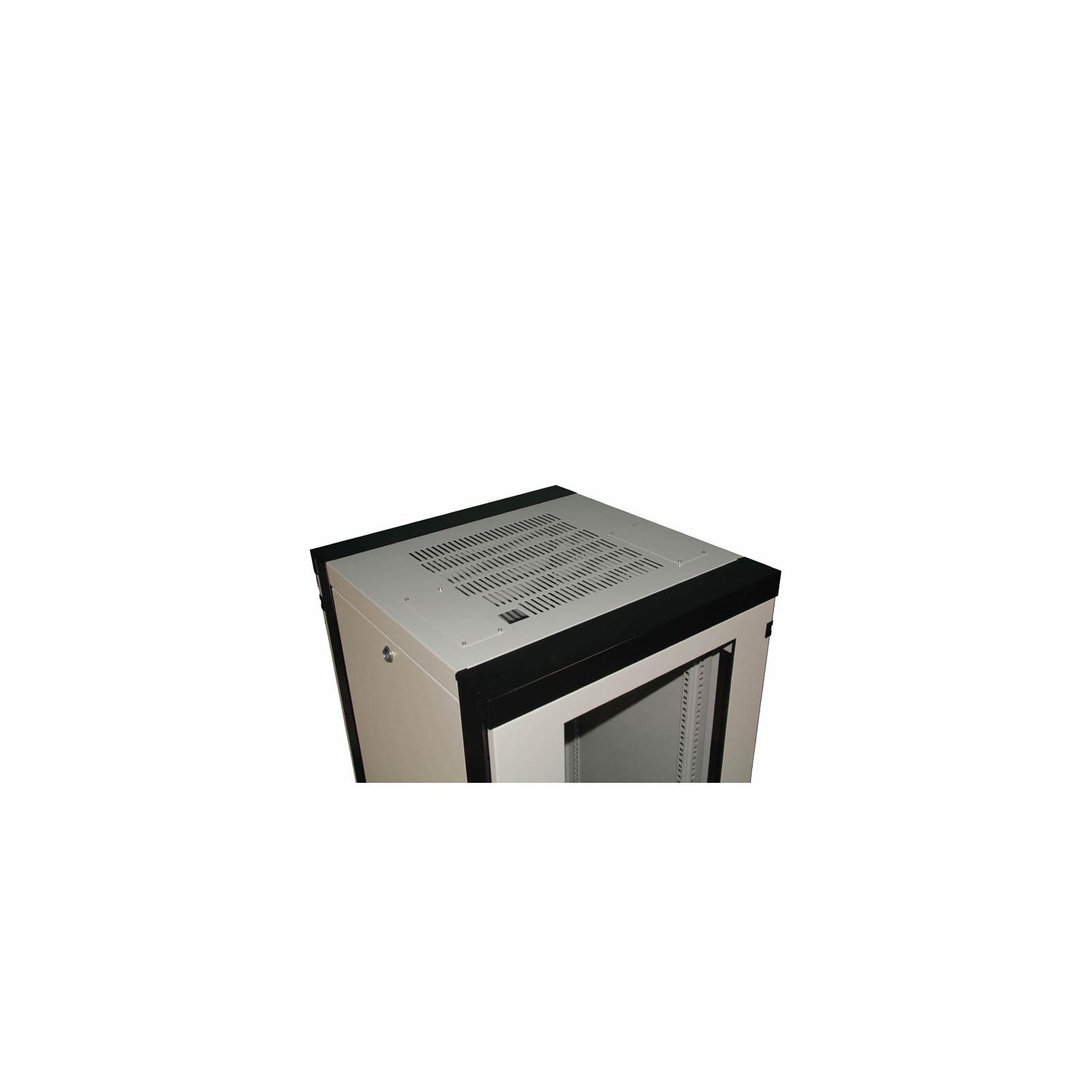 Шкаф напольный CSV 42U Lite Plus 600х600 (скло) (42U Lite Plus) изображение 2