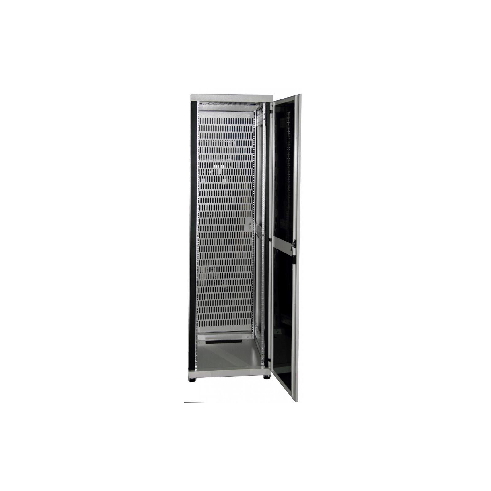 Шкаф напольный CSV 42U Lite Plus 600х600 (скло) (42U Lite Plus) изображение 3
