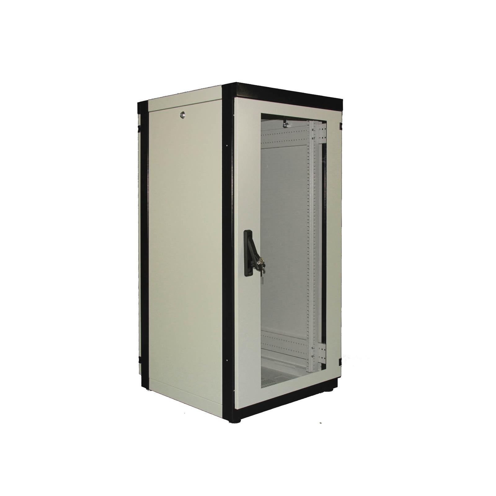 Шкаф напольный CSV 42U Lite Plus 600х600 (скло) (42U Lite Plus)
