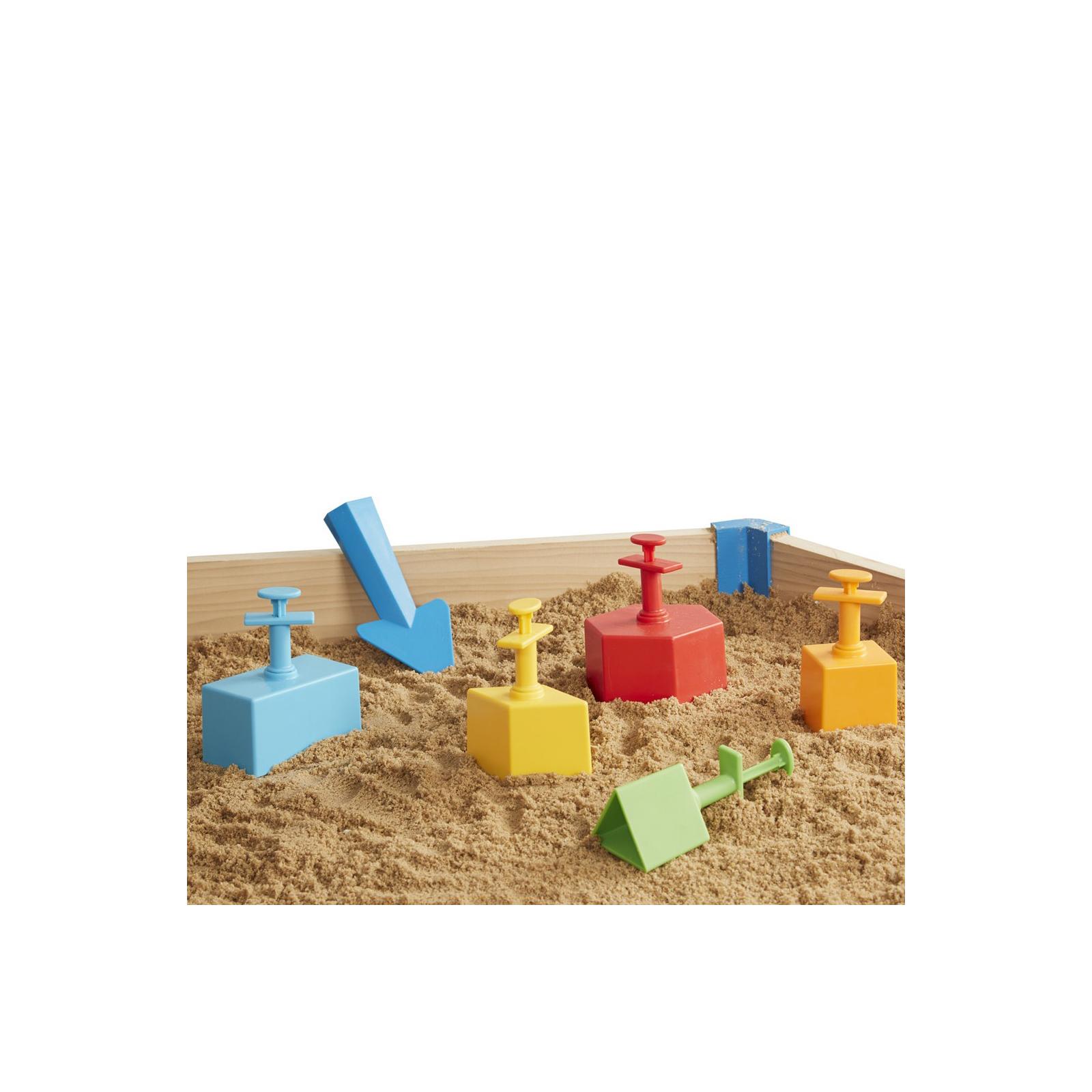 Игровой набор Melissa&Doug Строительство песчаных фигур (MD8260) изображение 3
