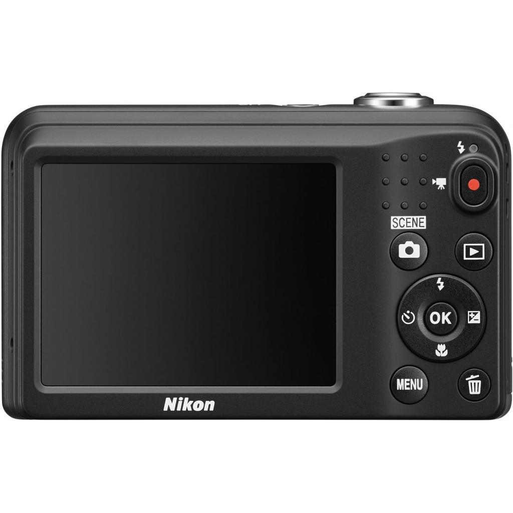 Цифровой фотоаппарат Nikon Coolpix A10 Black (VNA981E1) изображение 3