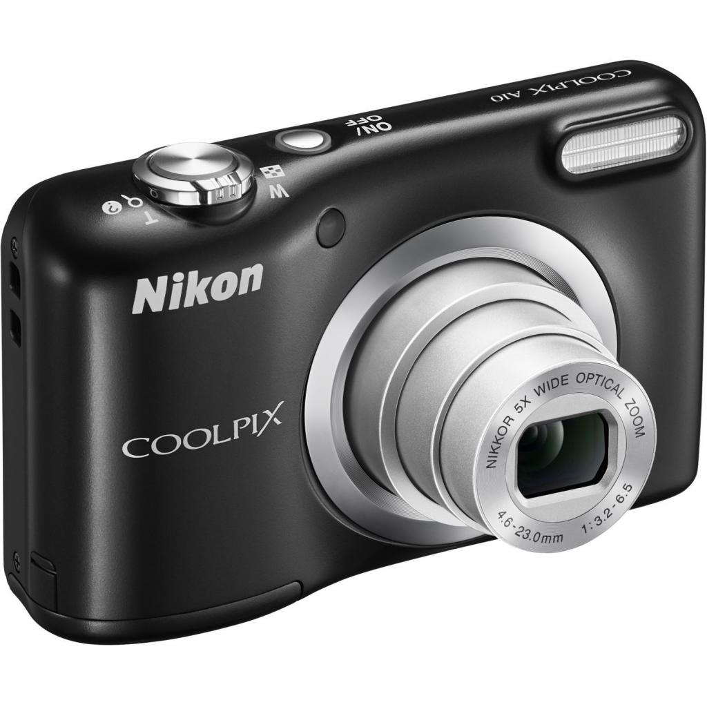 Цифровой фотоаппарат Nikon Coolpix A10 Black (VNA981E1) изображение 5