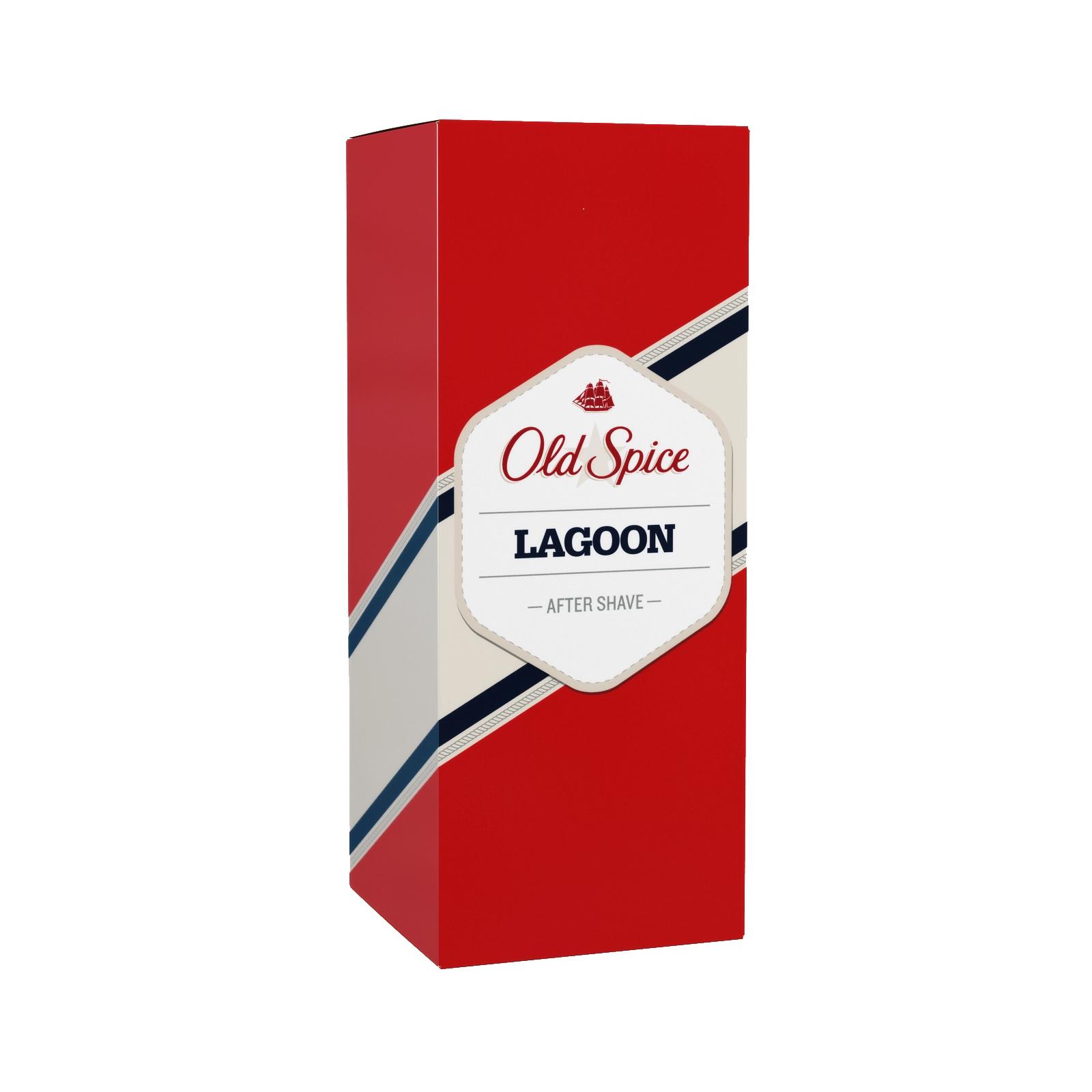 Лосьон после бритья Old Spice Lagoon 100 мл (5000174440287) изображение 2