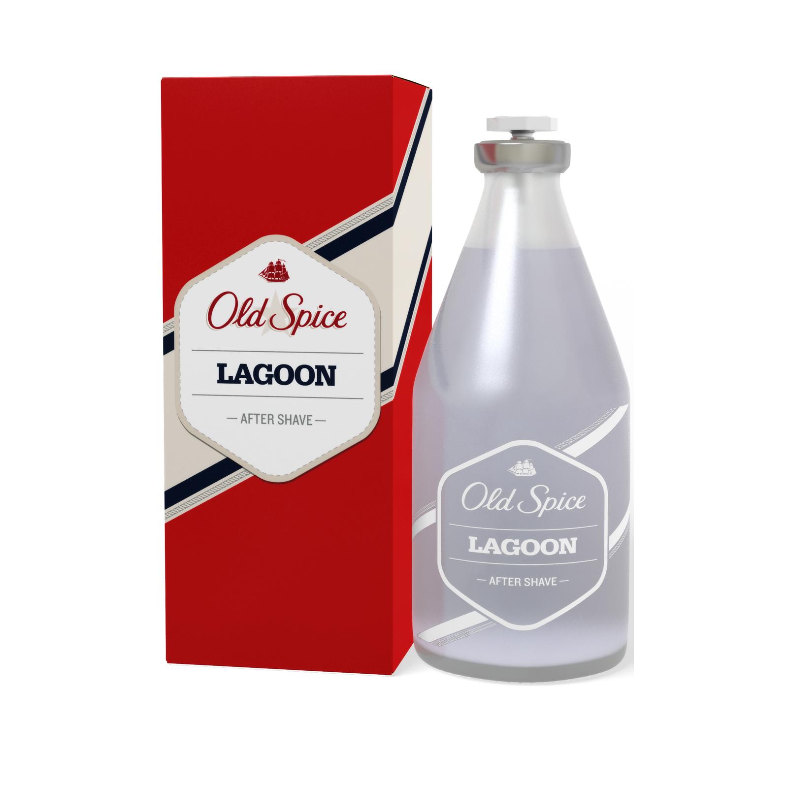 Лосьон после бритья Old Spice Lagoon 100 мл (5000174440287)