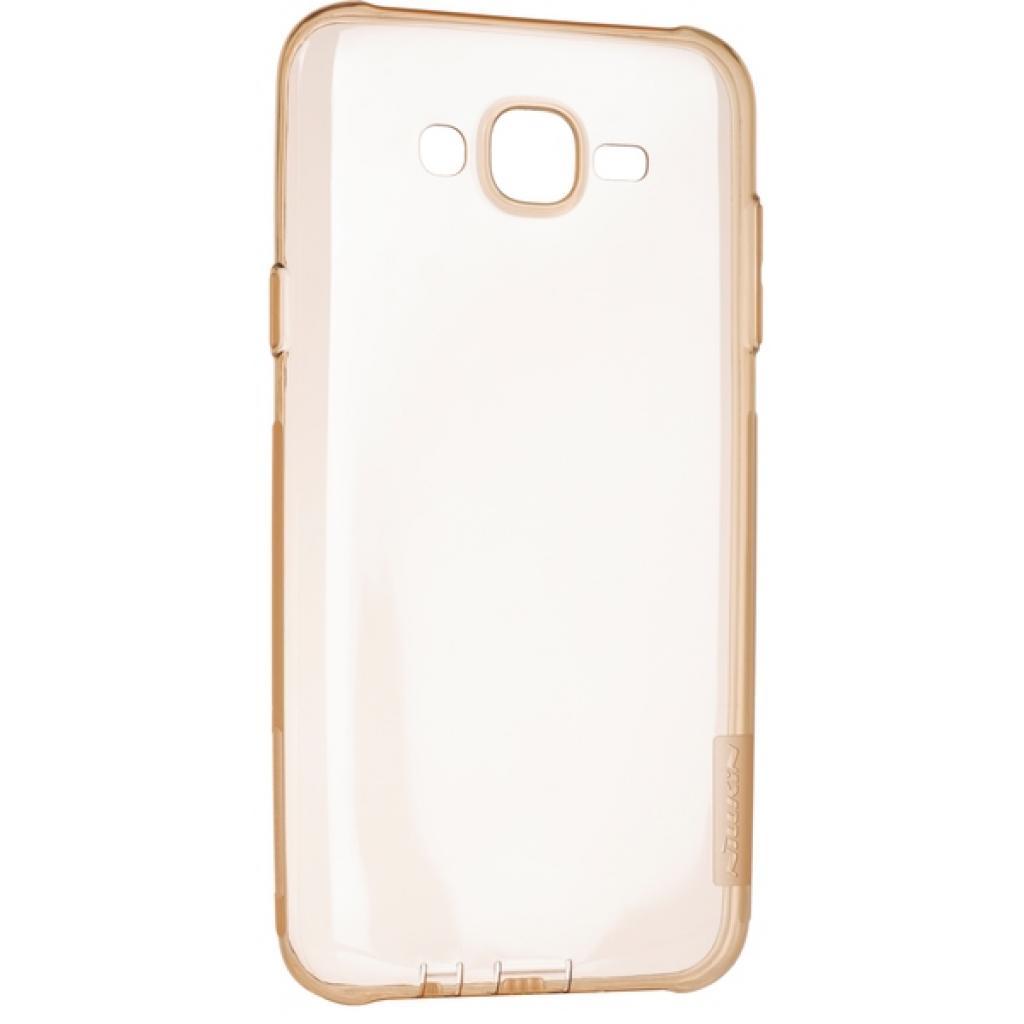 Чехол для моб. телефона NILLKIN для Samsung J7/J700 Brown (6248040) (6248040)