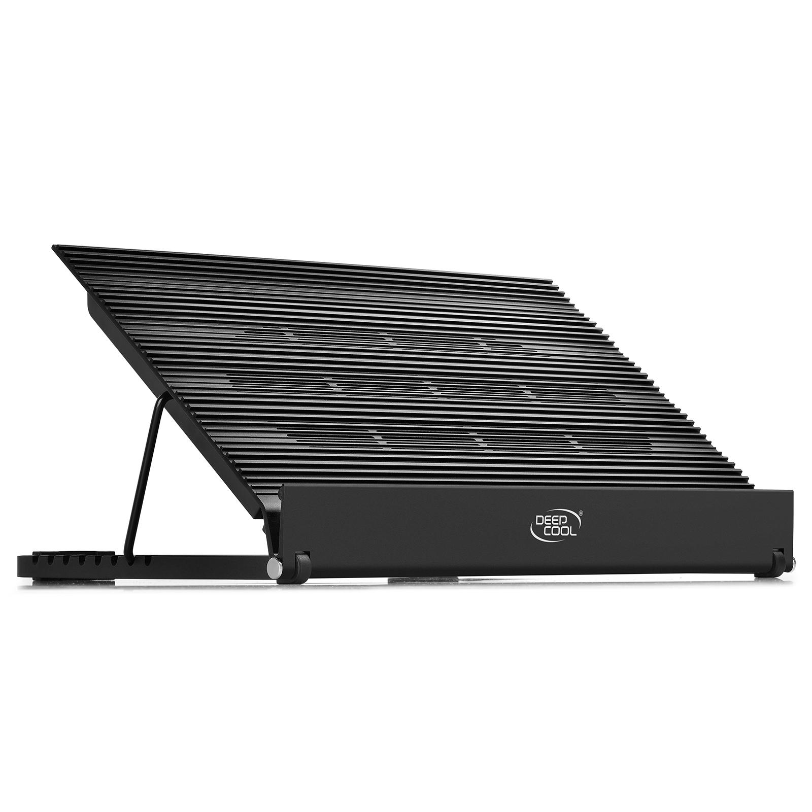 """Подставка для ноутбука Deepcool 17"""", металл, 360X272х45мм (N9EX) изображение 2"""