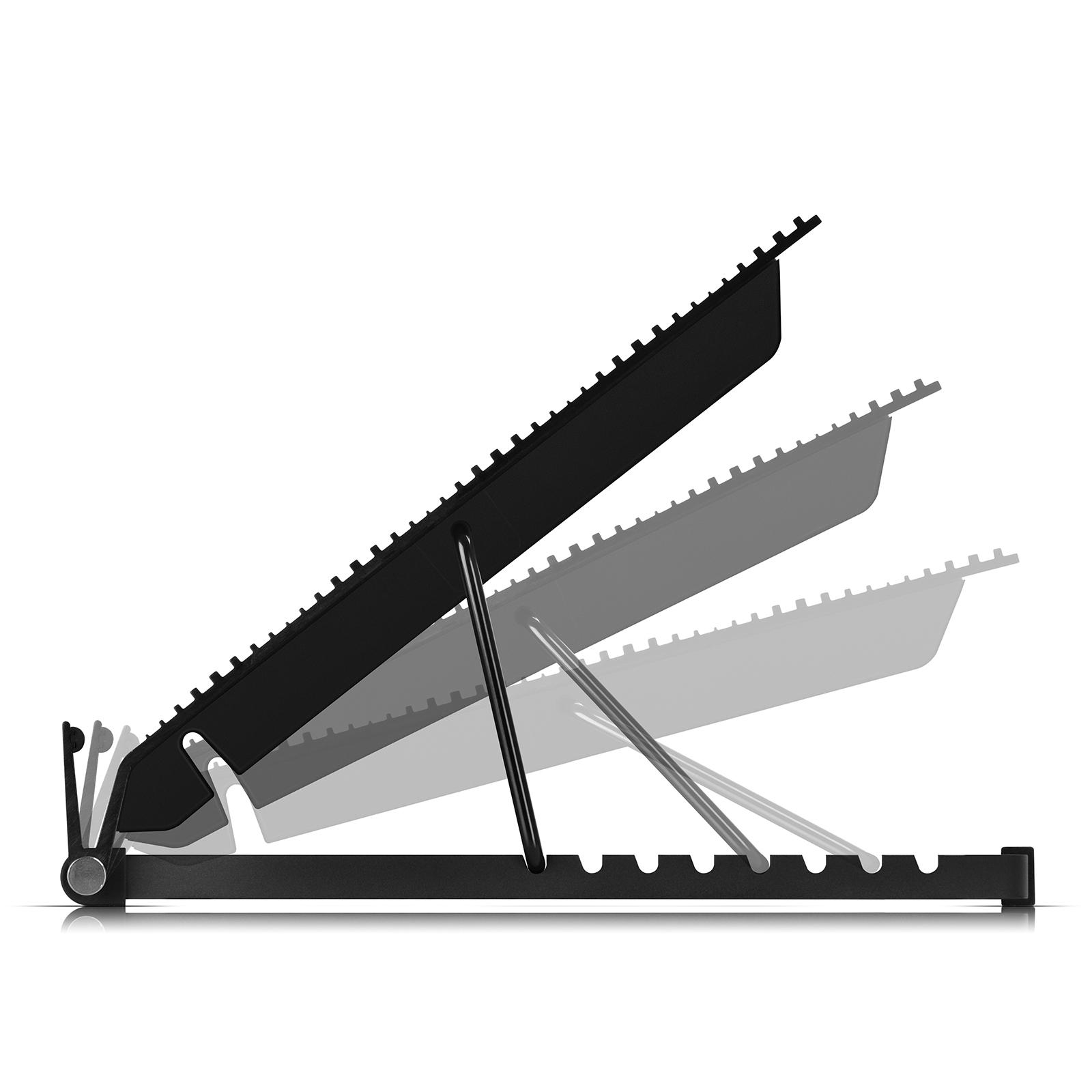 """Подставка для ноутбука Deepcool 17"""", металл, 360X272х45мм (N9EX) изображение 5"""