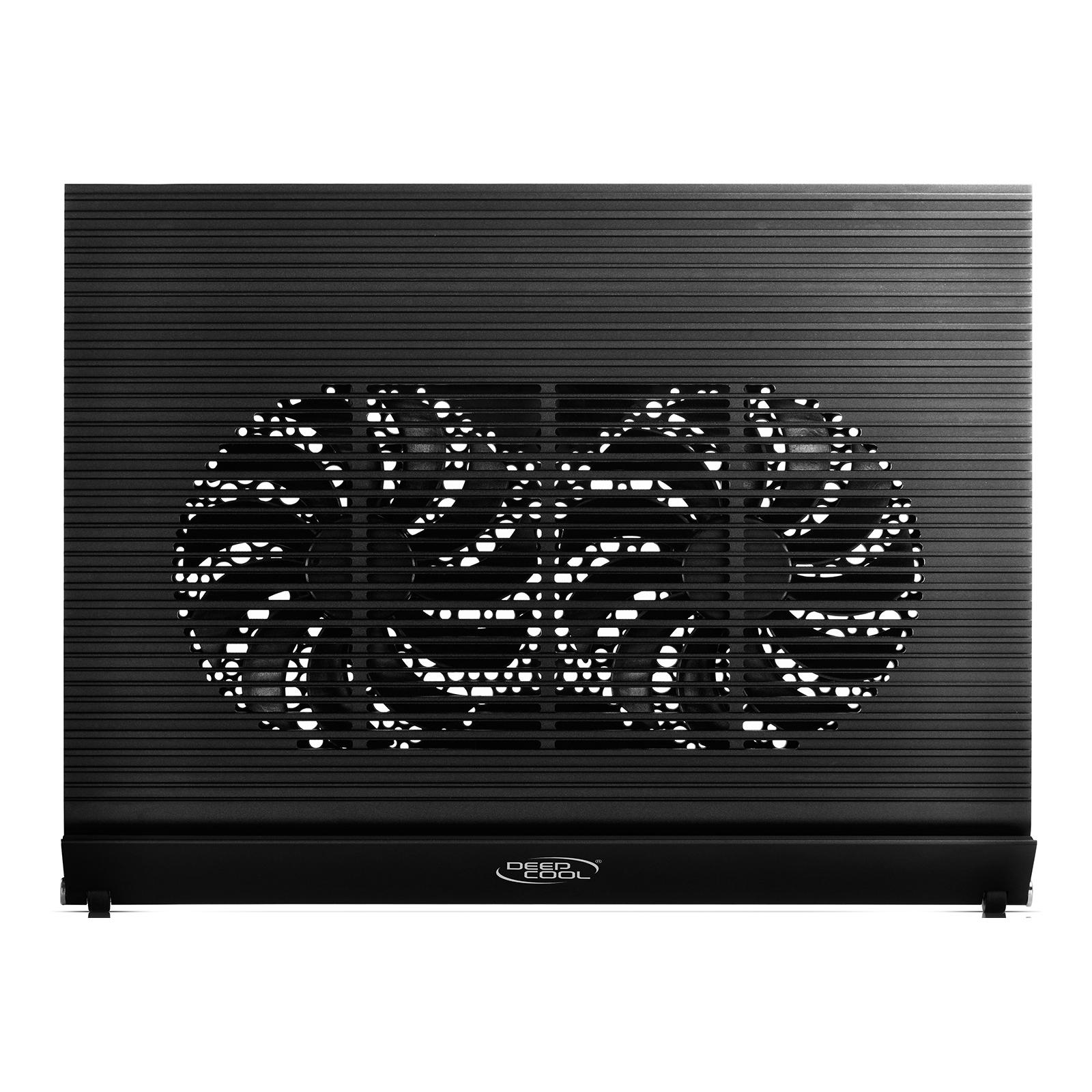 """Подставка для ноутбука Deepcool 17"""", металл, 360X272х45мм (N9EX) изображение 6"""