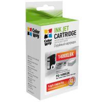 Картридж ColorWay Canon PGI-1400XL Black MB2040/MB2340 (CW-PGI-1400XLBK)