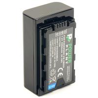Аккумулятор к фото/видео PowerPlant Panasonic VW-VBD29, 3350mAh (CB970070)