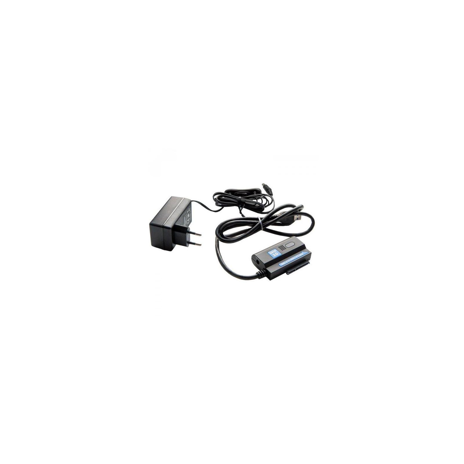 Переходник USB3.0 to SATA3.0 Wiretek (WK-UST3) изображение 2