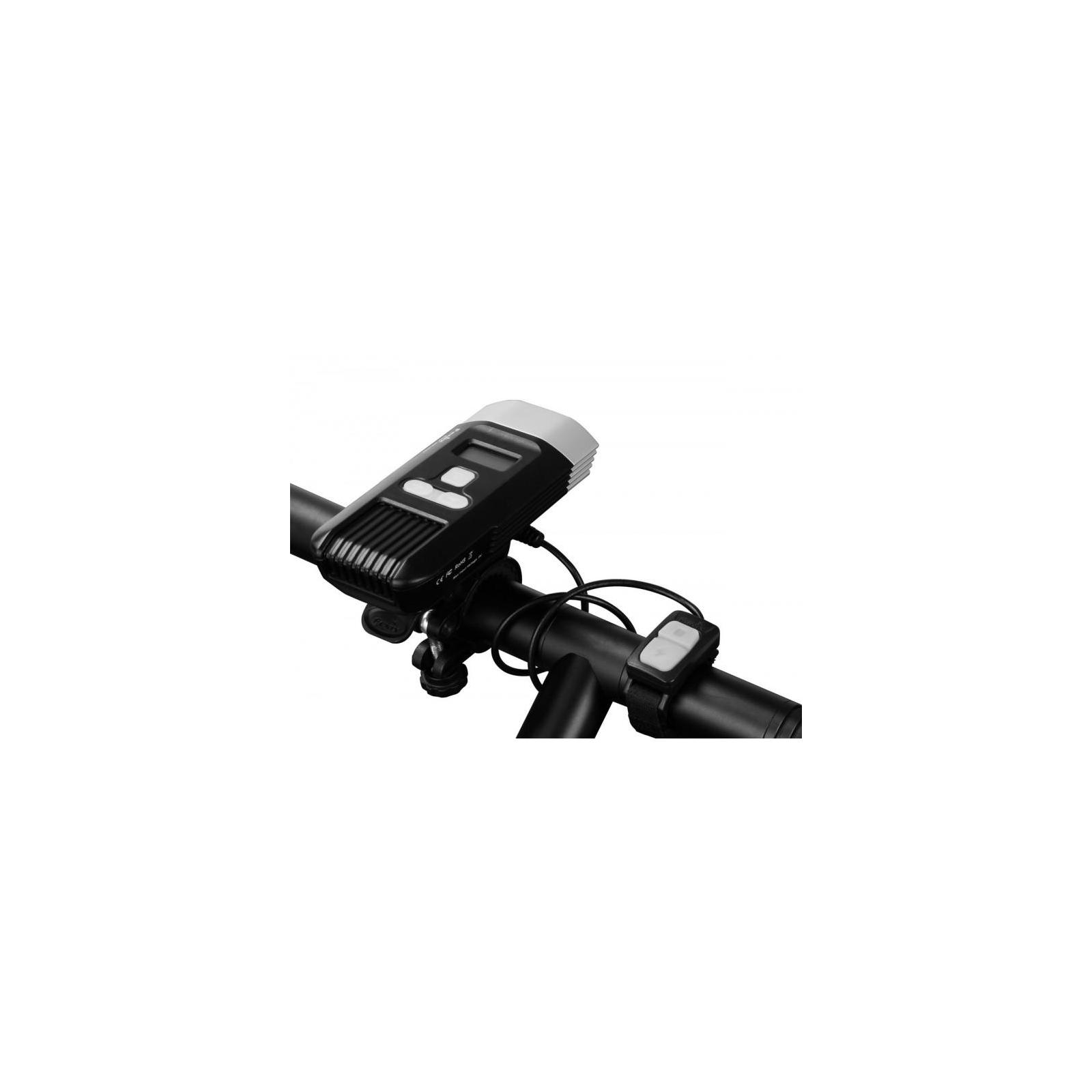 Передняя велофара Fenix BC30R 2017 (XM-L2 T6, USB RECHARGEABLE) (BC30R2017) изображение 5