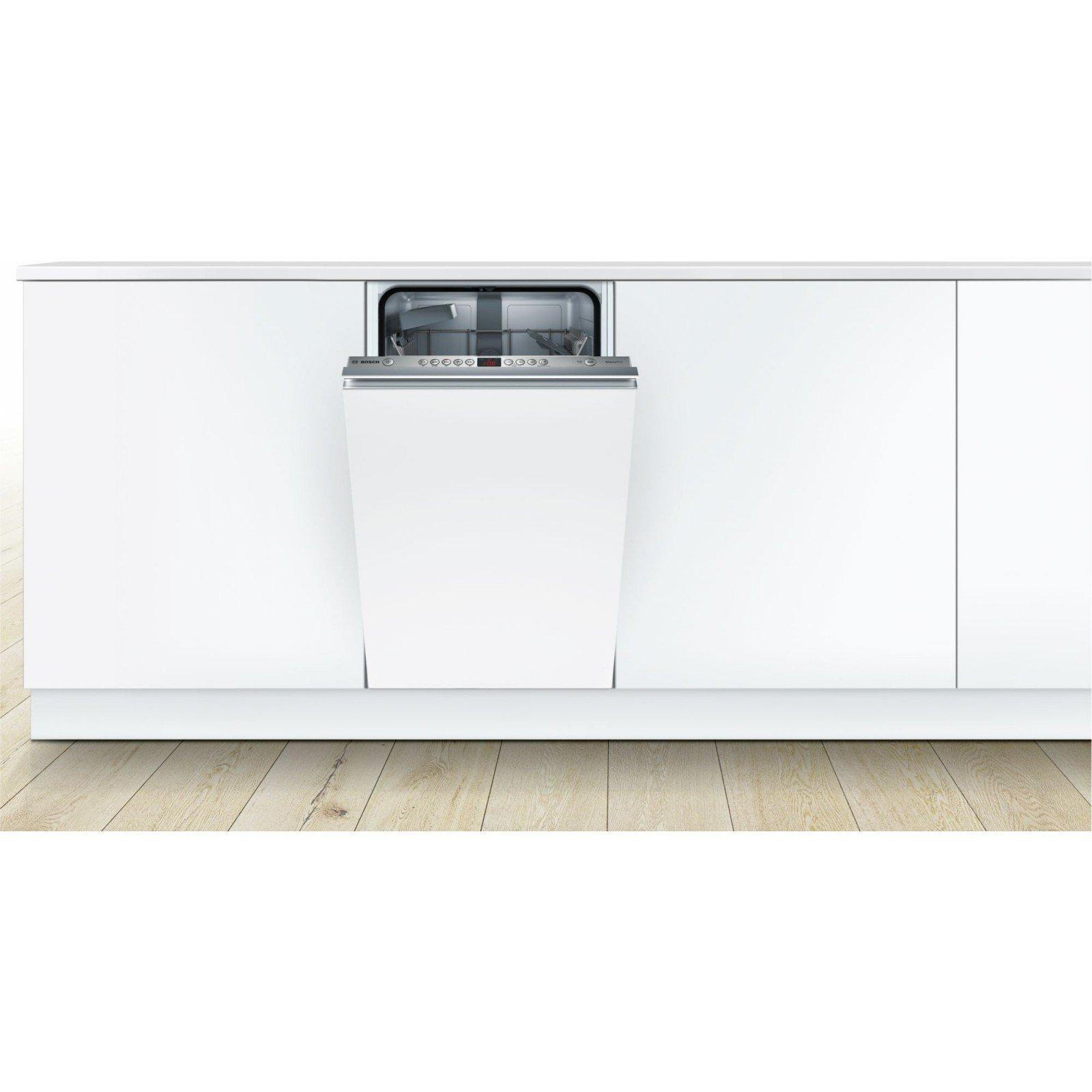 Посудомоечная машина BOSCH SPV45IX00E изображение 2