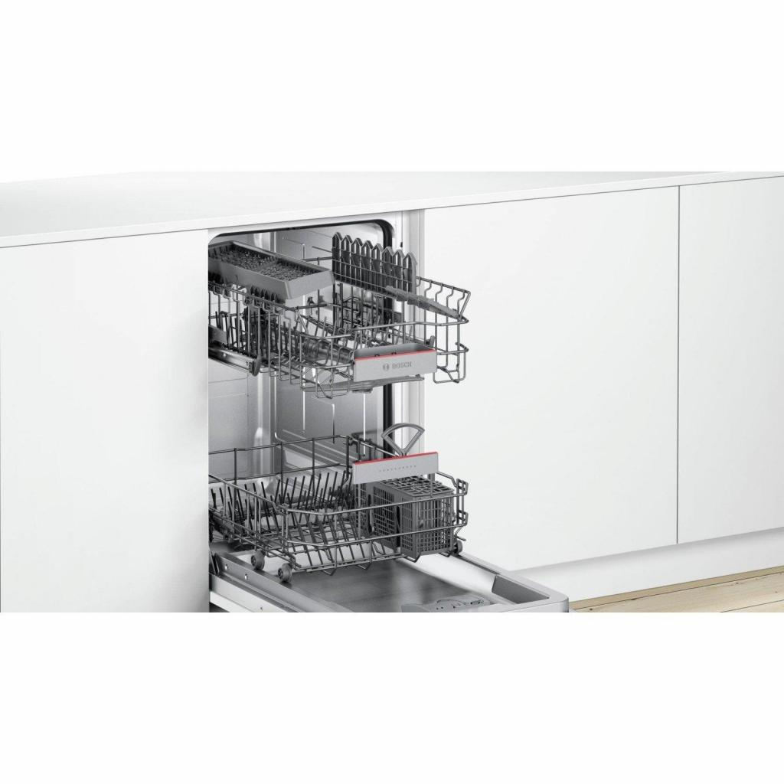 Посудомоечная машина BOSCH SPV45IX00E изображение 4