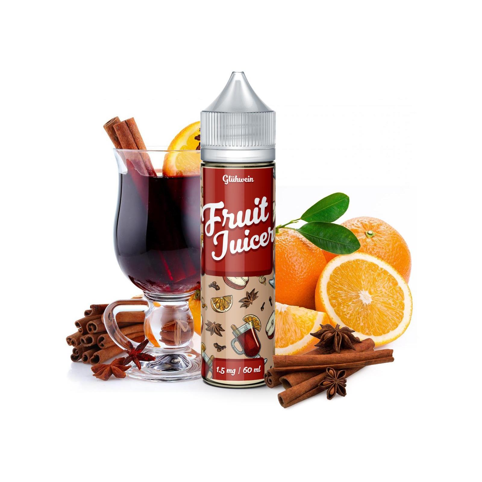 """Жидкость для электронных сигарет Fruit Juicer """"Glint Wine"""" 60 ml 1.5 mg/ml (FJ-GW-15)"""